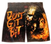 Briefly Stated The Walking Dead Don't Git Bit Men's Boxers