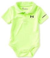 Under Armour Baby Boys Newborn-12 Months Solid Bodysuit