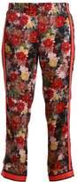 M·A·C MAC EASY GALLOON Trousers multicolour