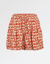 Fat Face Jungle Cat Flippy Shorts