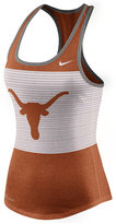 Nike Women's Texas Longhorns Dri-Blend Mesh Tank Top