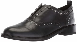 Frye Women's Kelly CVO Stud Oxford Flat