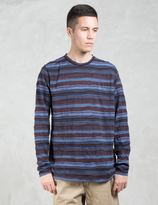 Norse Projects Niels Jacquard L/S T-Shirt