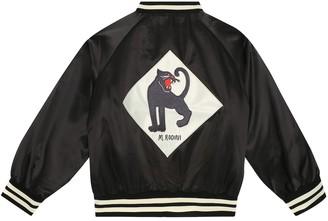 Mini Rodini Panther bomber jacket