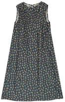 Bellerose Lydie Gathered Top Printed Dress