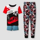 Cars Boys' Pajama Set - Red
