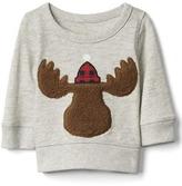 Gap Reindeer pullover sweatshirt