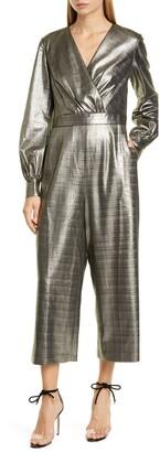 Ted Baker Twigga Metallic Jumpsuit