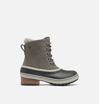 Sorel Womens Slimpack III Lace Duck Boot