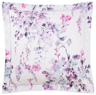 Anne De Solène Romance Floral Cotton Pillow Sham