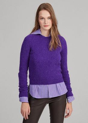 Ralph Lauren Wool Long-Sleeve Sweater