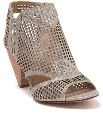 Vince Camuto Emmbell Laser Cut Cone Heel Sandal