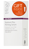 Trilogy Nutrient Plus Firming Serum 30ml with BONUS Line Smoothing Day Cream 20ml