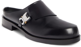 Alyx Buckle Leather Mule
