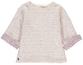 Bellerose Sale - Mala Striped Sweatshirt