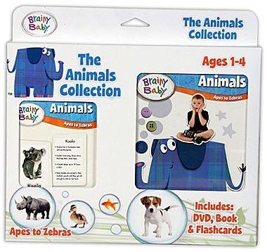 Brainy Baby Animals Collection