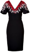 L'Wren Scott Embroidered Dress - STYLEBOP.com Exclusive -