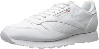 Reebok Men's Classic Leather Walking and Running Shoes Casual Sneakers