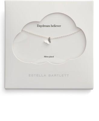 Estella Bartlett Daydream Believers Butterfly Pendant Necklace