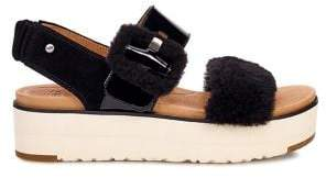 UGG Women's Le Fluff Chella Platform Sandals