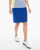 Chico's Zippered Vent Skort