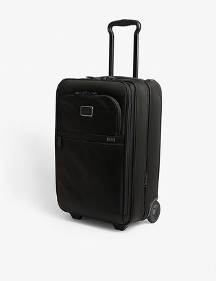 Tumi Alpha 3 carry-on two wheel suitcase