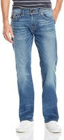 True Religion Men's Billy Flap Pocket Relaxed Bootcut Jean