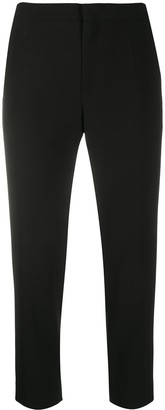 Chloé Fitted Cropped Trousers