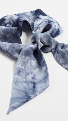 Madewell Silk Skinny Scarf