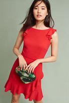 Donna Morgan Viviana Ruffled Dress