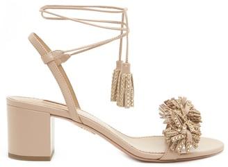 Aquazzura wild Crystal Shoes