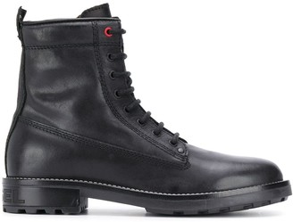 Diesel D-Throuper DBB Z combat boots