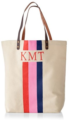 Mark & Graham Hand-Painted Canvas Tote