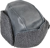 Maison Michel Comfy Leather Sofia hat