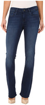 Mavi Jeans Leigh in Dark Sateen Gold/Dark Blue