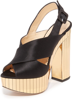 Charlotte Olympia Electra Sandals