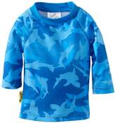 BaBy BanZ Boys Infant Long Sleeve Rash Top