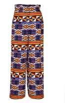 Stella Jean Kente Print Trousers