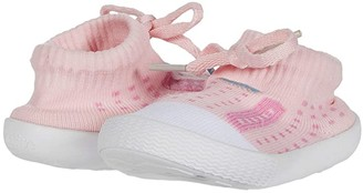 Native Jefferson (Infant/Toddler) (Blossom Pink/Shell White) Girl's Shoes