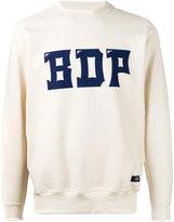 Bleu De Paname - logo sweatshirt - men - Cotton - S