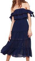 MISA Women's Micaela Dress - Navy