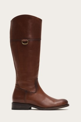 The Frye Company Jayden D Ring Wide Calf