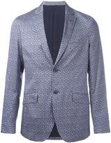 Etro floral print blazer