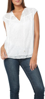 Heartloom Imogen Eyelet Top