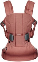 BABYBJÖRN Baby Carrier One - Terracotta Pink, Cotton Mix