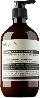 Aesop Reverence Aromatique Hand Balm, 500 mL