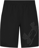 Under Armour Graphic Shorts Black