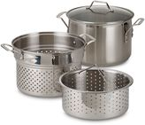 Calphalon Stainless Steel 8 qt. Multi-Pot 4-Piece Set