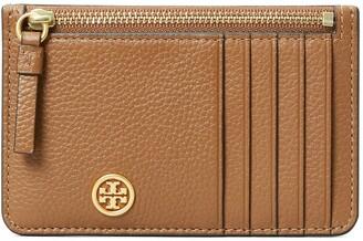 Tory Burch Walker Leather Card Case