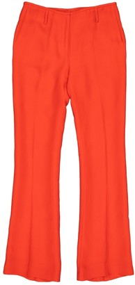 Vionnet \N Red Trousers for Women